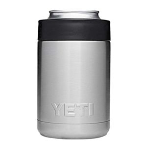 YETI Rambler Vacuum Insulated Stainless Steel Colster - Silver Thumbnail