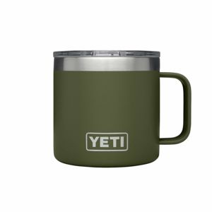 YETI Rambler 14 oz Stainless Steel Vacuum Insulated Mug Lid Thumbnail