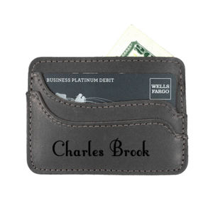 Personalized Credit Card Holder Thumbnail