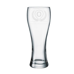 Personalized Pilsner Glass for Groom Thumbnail