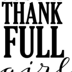Just a Thankful Girl Thumbnail