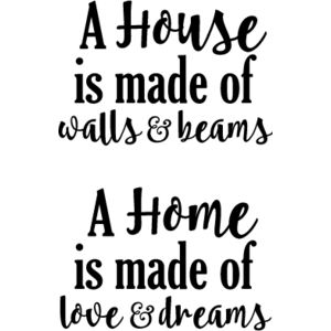 House is made of Love and Dream Thumbnail