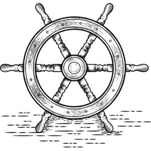 Ship Wheel Thumbnail