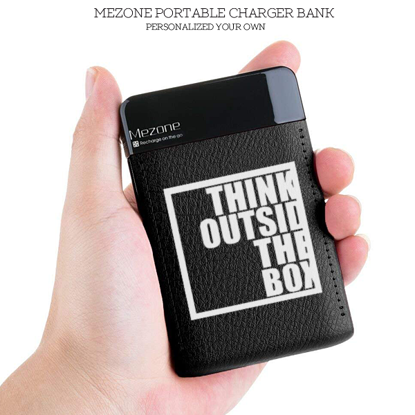 Personalized Mezone Power Bank